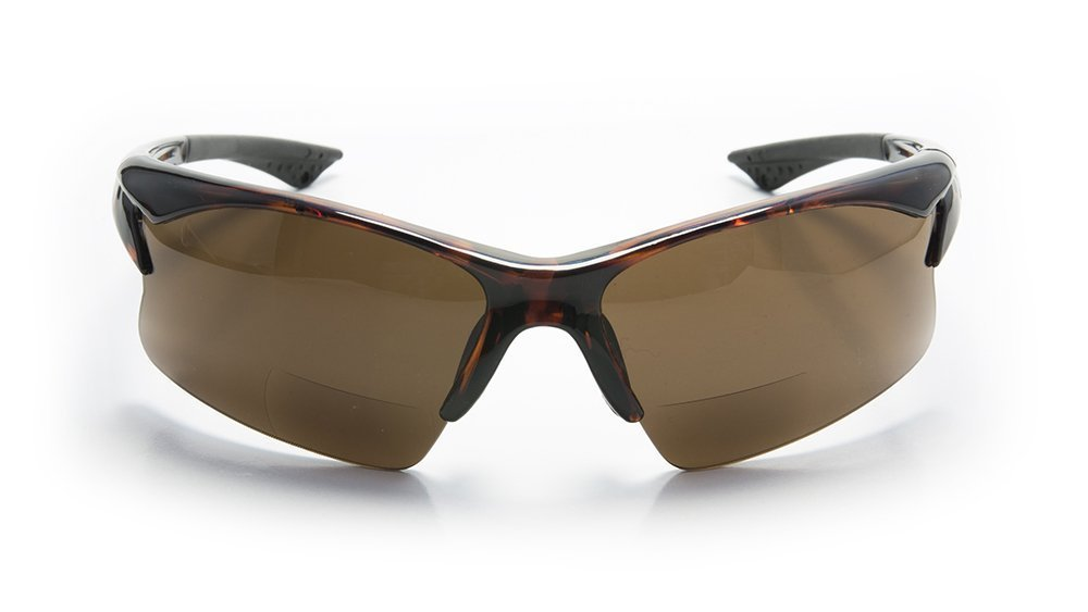 Bifocal Reading Sunglasses with Polycarbonate Lens for Sports